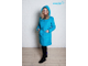 Turquois winter jacket 3-in-1