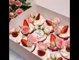 Ванильные капкейки / Vanilla Cupcakes
