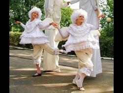 Встреча ангелочками