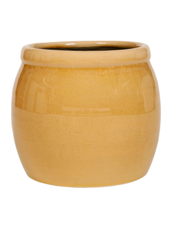 Горшок POT PITHOS CURRY D17.5XH16CM TERRA COTAарт.31773