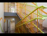 Лестничные ограждения для детского сада и учреждений