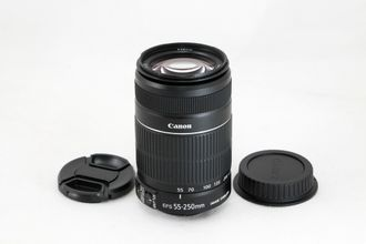 Объектив Canon EFS 55-250 mm 4-5.6 IS II