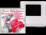 Магнитики на 14 февраля - День Святого Валентина 12
