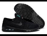 Кроссовки Nike Stefan Janoski черные