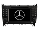 Штатная магнитола FlaxBox series KA-2609 MERCEDES Benz C-Class W203 (2004-2007) (Windows CE6.2)