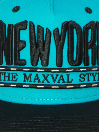 Бейсболка Maxval NEW YORK голубая