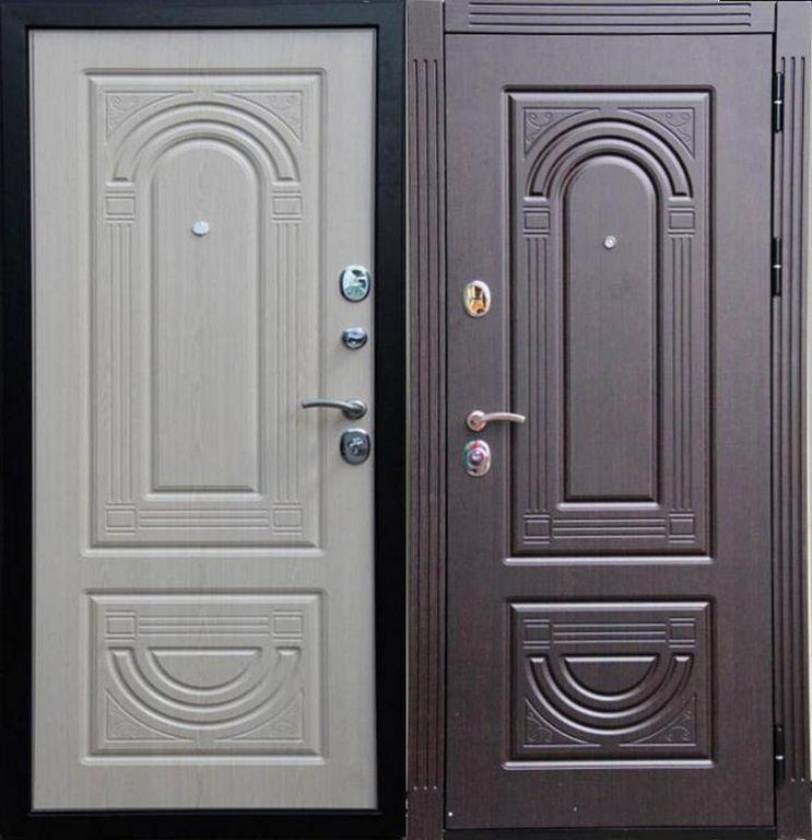 входные металлические двери в красногорске дуб беленый
