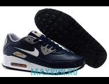 Nike Air Max 90 мужские темно-синие (40-44)