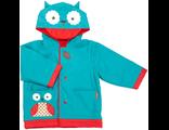 Детский плащ дождевик Сова Skip Hop Zoo Raincoat Owl