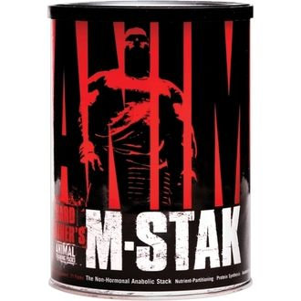 Universal Nutrition Animal M-Stak, 21 пакетик