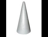 Конус из пенопласта 20х9 см.