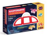 Magformers My First Buggy Car Set - Red Магформерс Багги авто - карсный
