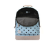 Mi-Pac Denim Polka Denim Black Open