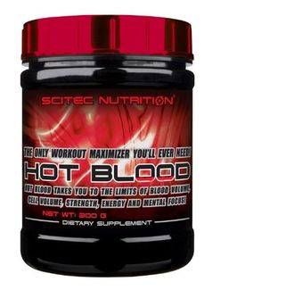 Scitec Hot Blood 3.0 (300 г)