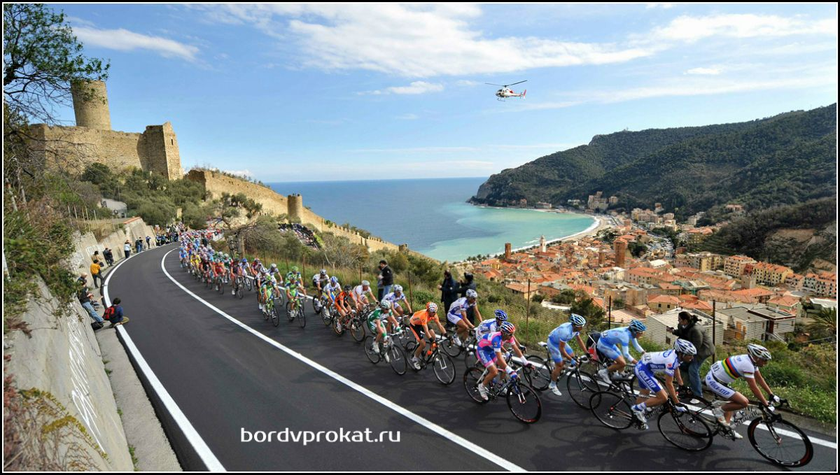 The Milan-San Remo
