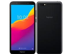 Honor 7s 16gb black
