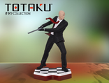 Фигурка Codename 47 (HITMAN)