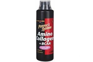 Power System  Amino Collagen+BCAA  (500 мл.)