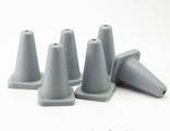 Traffic cones (unpainted)