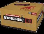 """Батарея салютов """"Профессионал"""" 100 (EC214)"""