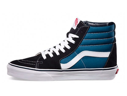 Vans Old School Dark Blue (41-45) арт-017