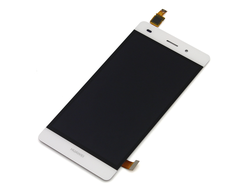 Дисплей HUAWEI P8 (white) с тачскрином