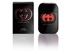 "Gucci ""Guilty black"" for women 75ml"