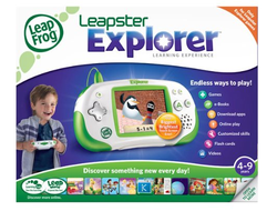 Игровая консоль (Leapster Explorer Learning Experience)