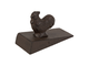 СТОПЕР ДЛЯ ДВЕРИ 200484 DOOR STOPPER ROOSTER CAMPAGNE NAT 12X5X8 CAST IRON