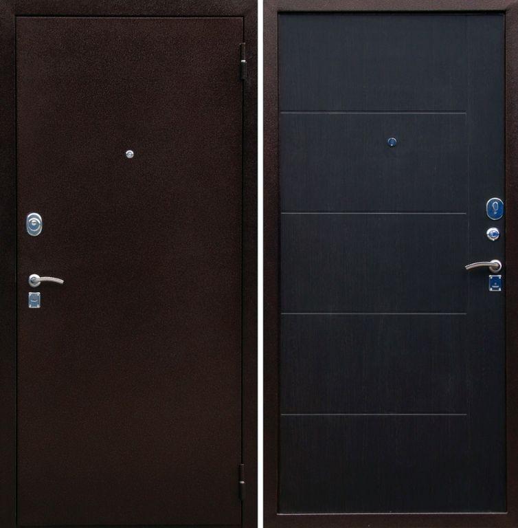 входная дверь венге подольск