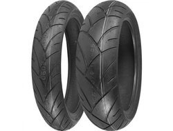 Шина Shinko 005 Advance Radial R17 120/70 58 W Передняя (Front) TL  для мотоциклов (37902)