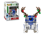 Фигурка Funko POP! Bobble: Star Wars: Holiday: R2D2 w/Antlers
