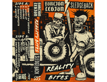 "Foreign Legion / Sledgeback ""Reality bites"" (Clockwork Punk)"