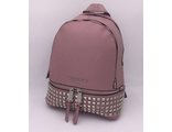Рюкзак Michael Kors Rhea Zip Rivet Medium Pink / Розовый