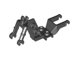 Motorcycle Chassis, Clip for Handle, Black (18896 / 6104030)
