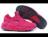 Кроссовки Nike Huarache розовые