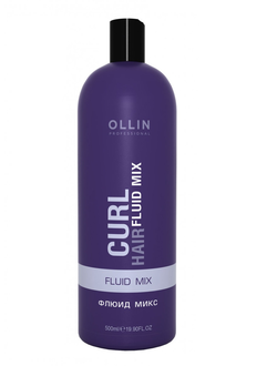 OLLIN CURL HAIR Флюид микс Fluid mix 500 ml