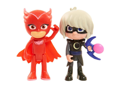 Оулет и Луна./ Disney Junior PJ Masks Owlette & Luna Girl Action Figure 2-Pack