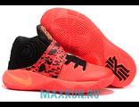 Баскетбольные Nike Kyrie оранжевые