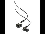 MEE audio M6 PRO-BK мониторные наушники для музыкантов, черные