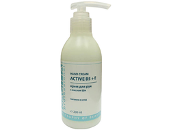 Крем для рук с маслом Ши / 200ml HAND CREAM ACTIVE B5+E