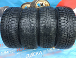 № 741/2. Шины 215/55R16 Laufenn i fit ice