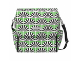 Сумка для коляски Petunia Pickle Bottom Boxy Backpack Playful Palm Springs