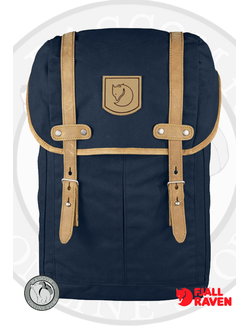 Рюкзак Fjallraven Rucksack No 21 Small Navy