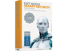 NOD32-ESS-NS (BOX) антивирус ESET NOD32 Smart Security Platinum Edition Рус. (BOX) лицензия на 2 года