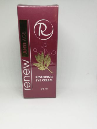 Renew Restoring eye cream  восстанавливающий крем для глаз