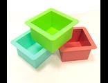 Форма под нарезку, кубик