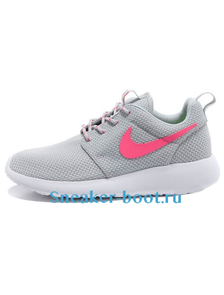 Nike Roshe Run Grey White (36-40)
