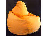 Кресло-груша XXL, велюр Веллют (цвет на выбор)