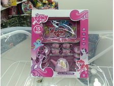 посуда 555 Little pony 15ps